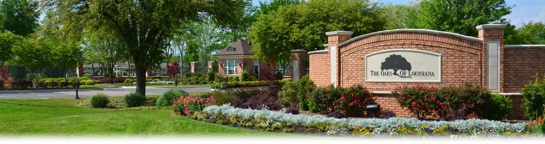 Campus Map The Oaks Of Louisiana Senior Living Assisted Living